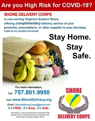 Shore Delivery Corps