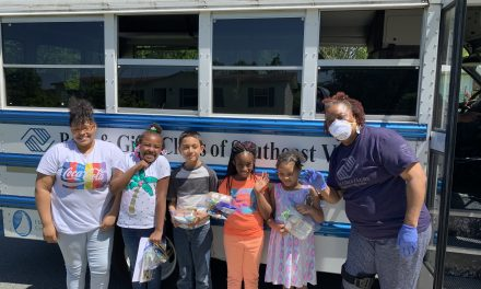 Boys and Girls conducts food delivery program