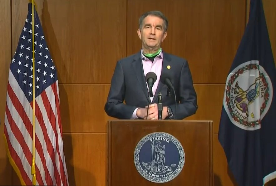 Governor Northam outlines Phase 1 of Virginia's reopening