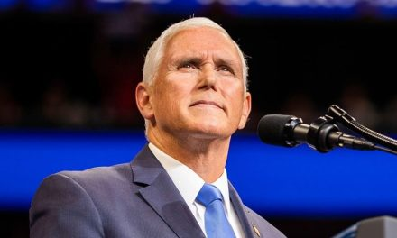 "VP Pence: citation for Chincoteague Pastor is ""Beyond the Pale"""