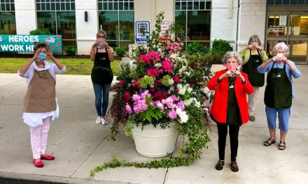 Garden Club supports Riverside