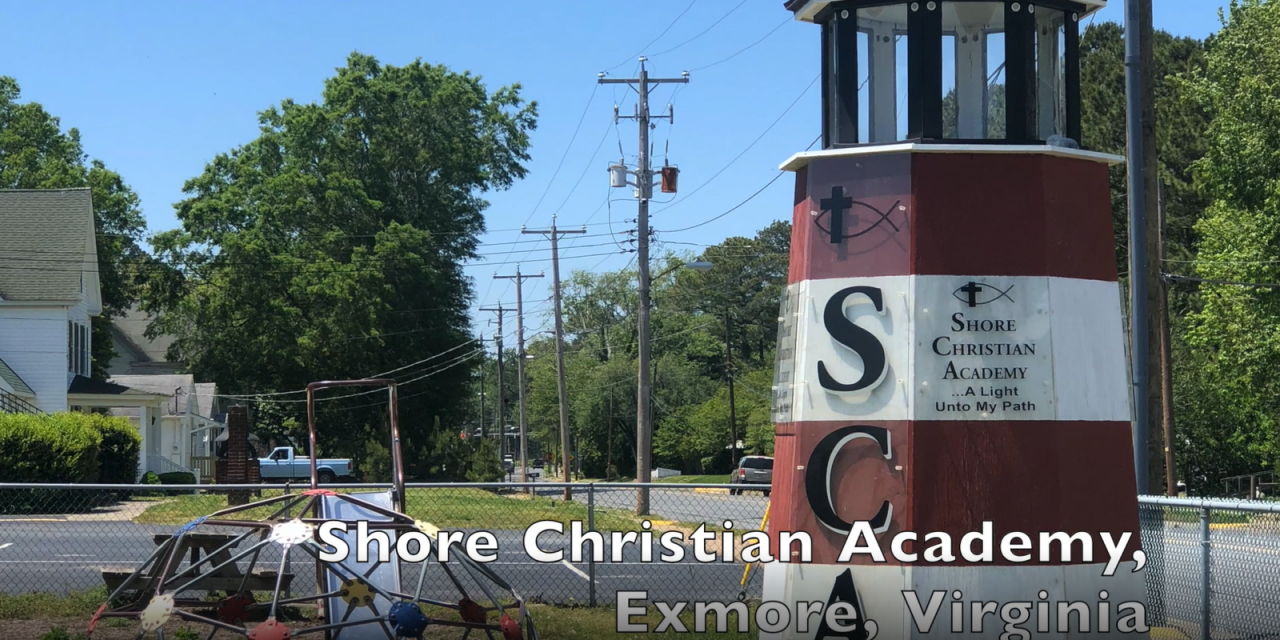 Shore Christian Academy conducts drive up graduation