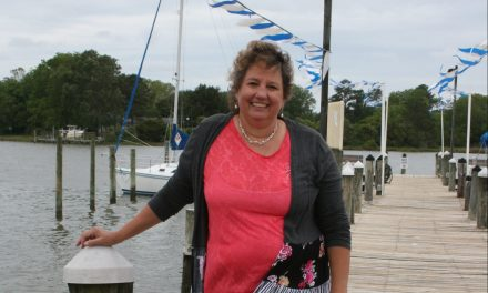 ESYCC Sailing Coach brings experience to the club