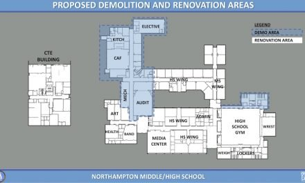 Northampton officials see options for new high and middle school