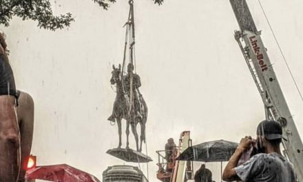 Richmond's Stonewall Jackson Monument removed Wednesday afternoon