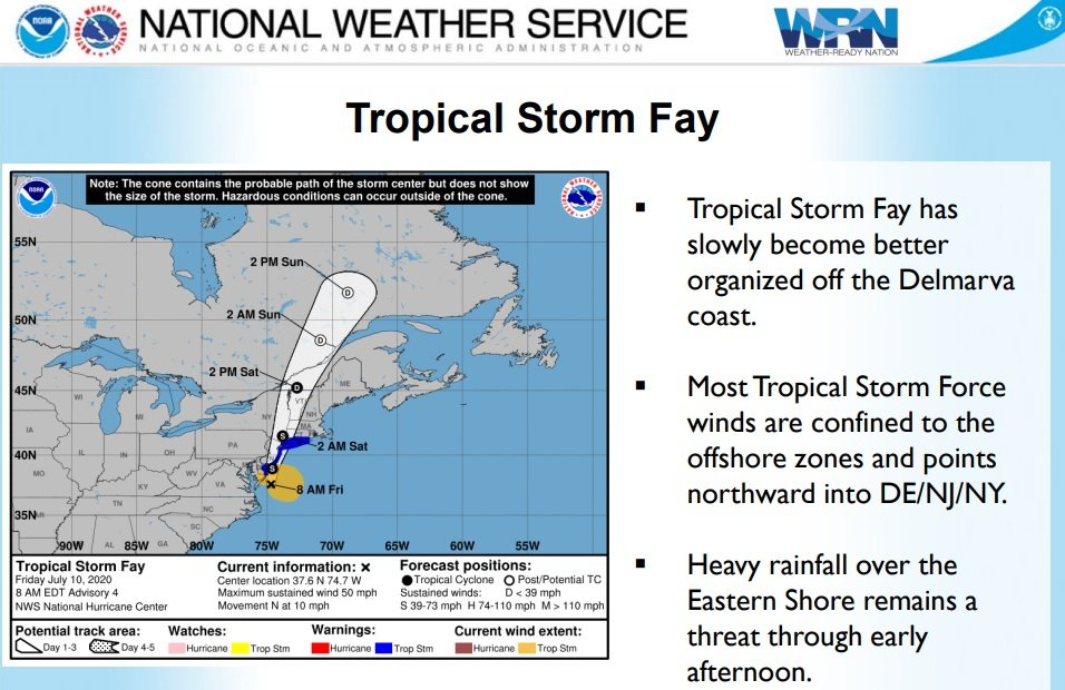 tropical storm fay - photo #14