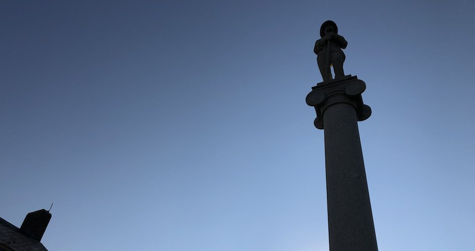 Former Northampton supervisor suggests adding Union soldier statue in Eastville