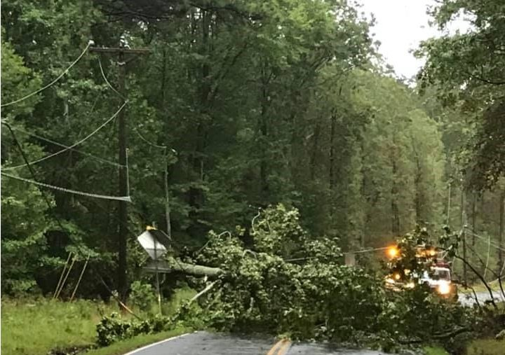 Co-op outage restoration complete, related storm work continues