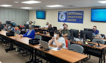 New EOC gets trial run
