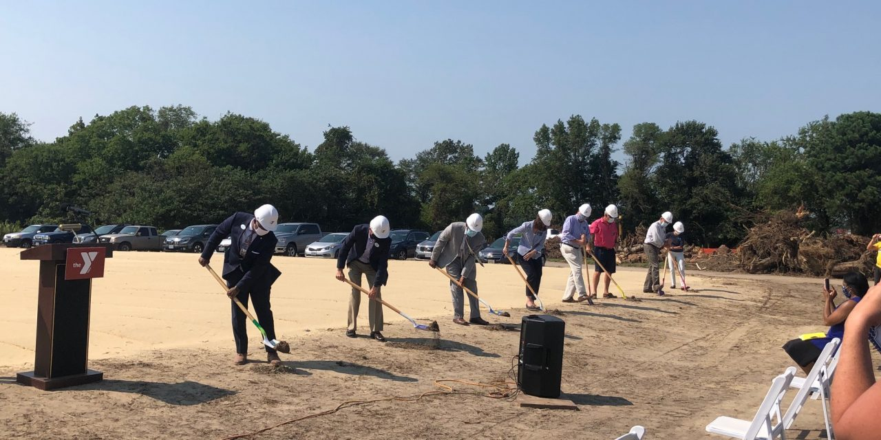 VIDEO: YMCA breaks ground at Northampton County location