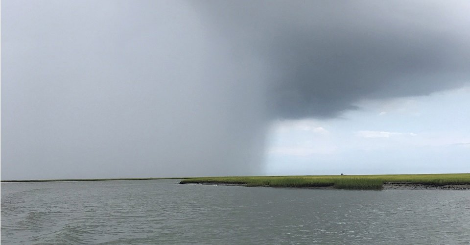 Some areas of the Shore get drought buster rain, others get much less