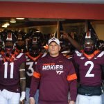 Va. Tech Hokies football gets underway Saturday night