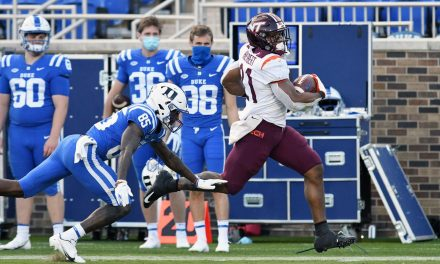 Herbert's huge game leads Tech to victory at Duke