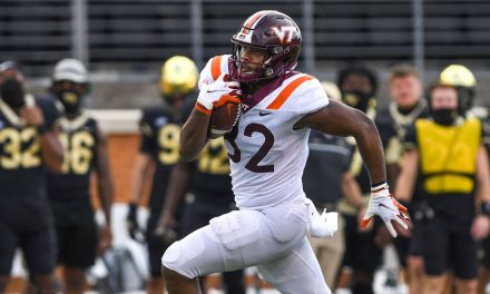 Mistakes costly, as No. 19 Virginia Tech falls to Wake Forest