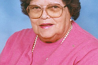 Ruth Moses of Belle Haven