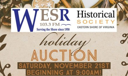 Holiday Auction nets $5,370 for Historical Society