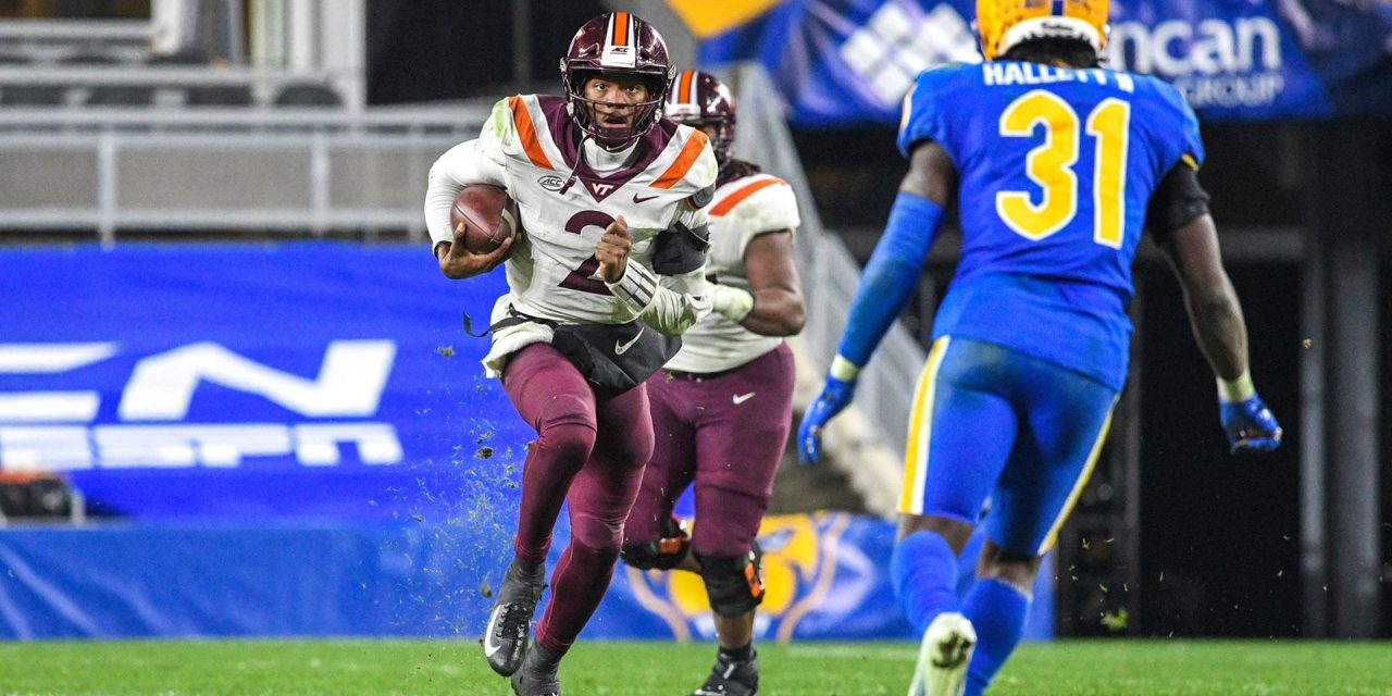 Big second half carries Pittsburgh past Hokies