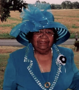 Mrs. Rosie L. Holloman of Melfa