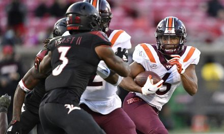 Recharged after not playing this weekend, Virginia Tech football turns attention to Clemson