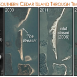Local group looks to rebuild Cedar Island marsh