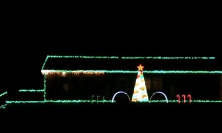 SHORE PERSPECTIVES: Local synchronized music & light show gives joy to the community and its creator