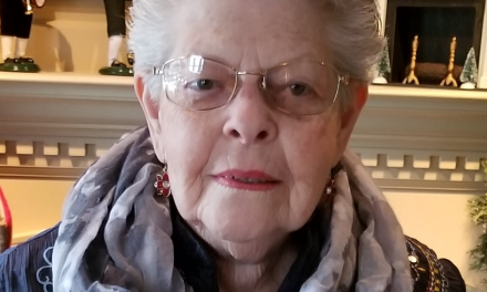 Gloria Godwin Sharpley of Greenbackville