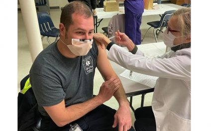 Twenty percent of Shore has been vaccinated for COVID-19