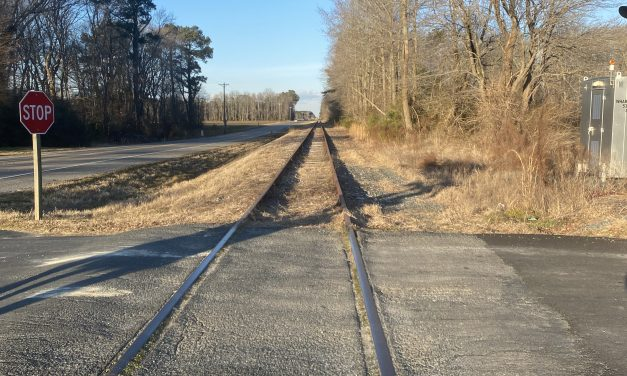 Accomack Board hears presentation on Rails to Trails Project