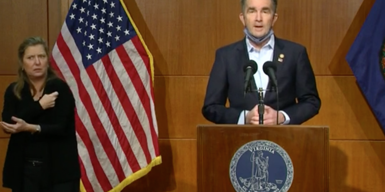 Northam sets 50K daily goal for vaccinations