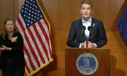 Northam presses for more vaccinations