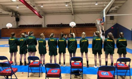 Broadwater girls to play in state tournament tonight