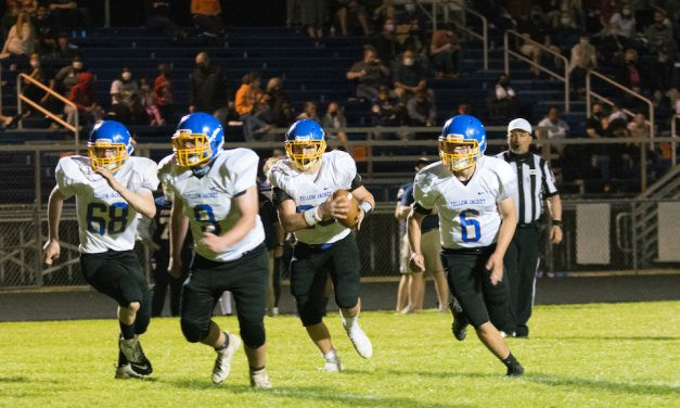 Northampton falls to West Point