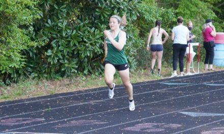 Broadwater Boys Track and Field place second; Coates sets school records