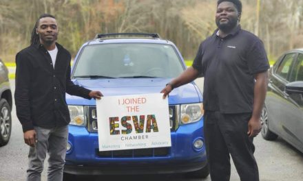 SHORE PERSPECTIVES: two local men share the drive behind creating transportation service Wave Riders