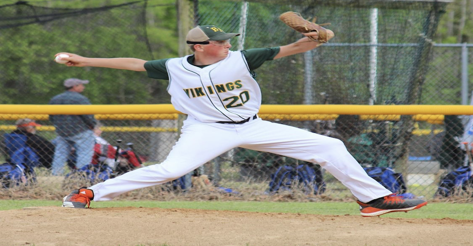 Broadwater Academy Vikings can't quite erase 5-Run deficit in loss to Hampton Christian