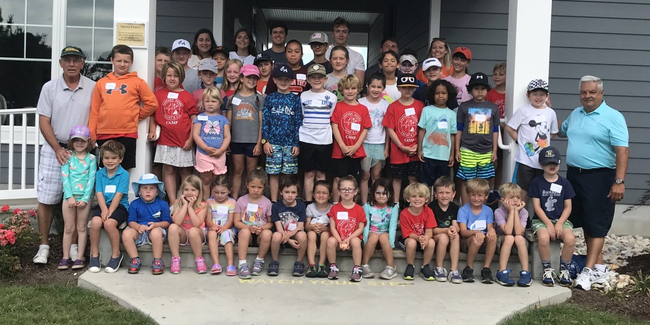 Eastern Shore Yacht and Country Club holds sports camp
