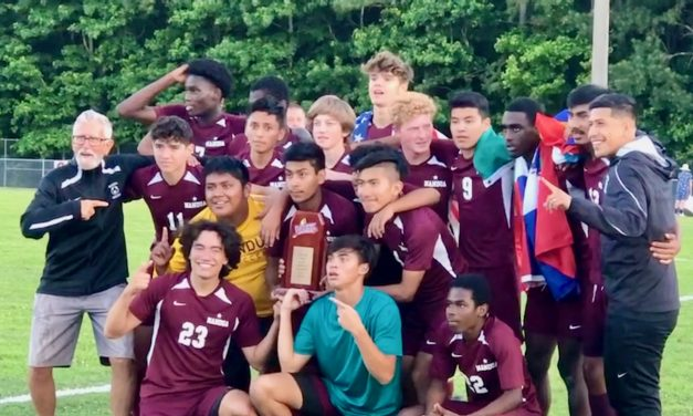 Warriors dominate in 2A Soccer State Championship Game