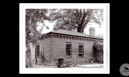 SHORE PERSPECTIVES: Northampton Historic Preservation Society's and the 1907 jail in Eastville