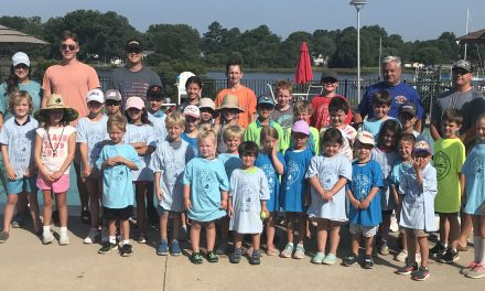 Eastern Shore Yacht and Country Club holds Junior Sports Camp