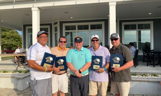 5th Annual Fairways for Fire Fighters raises 20k