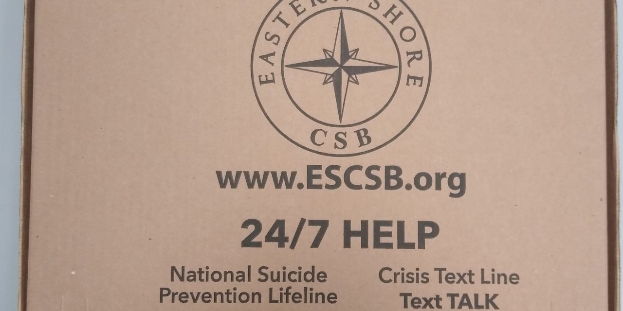ES Community Service Board Pizza Box Promotion gains national attention