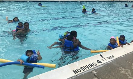 Donors purchase pool time for Boys & Girls Club members