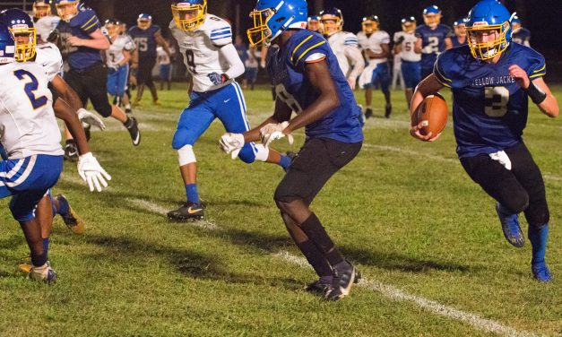 High School Football Scores for Friday, 9/10