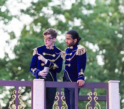 Shakespeare in the Park to return to Exmore