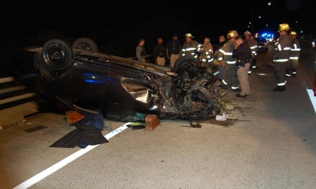 Accident following high speed chase closes CBBT for two hours early Tuesday